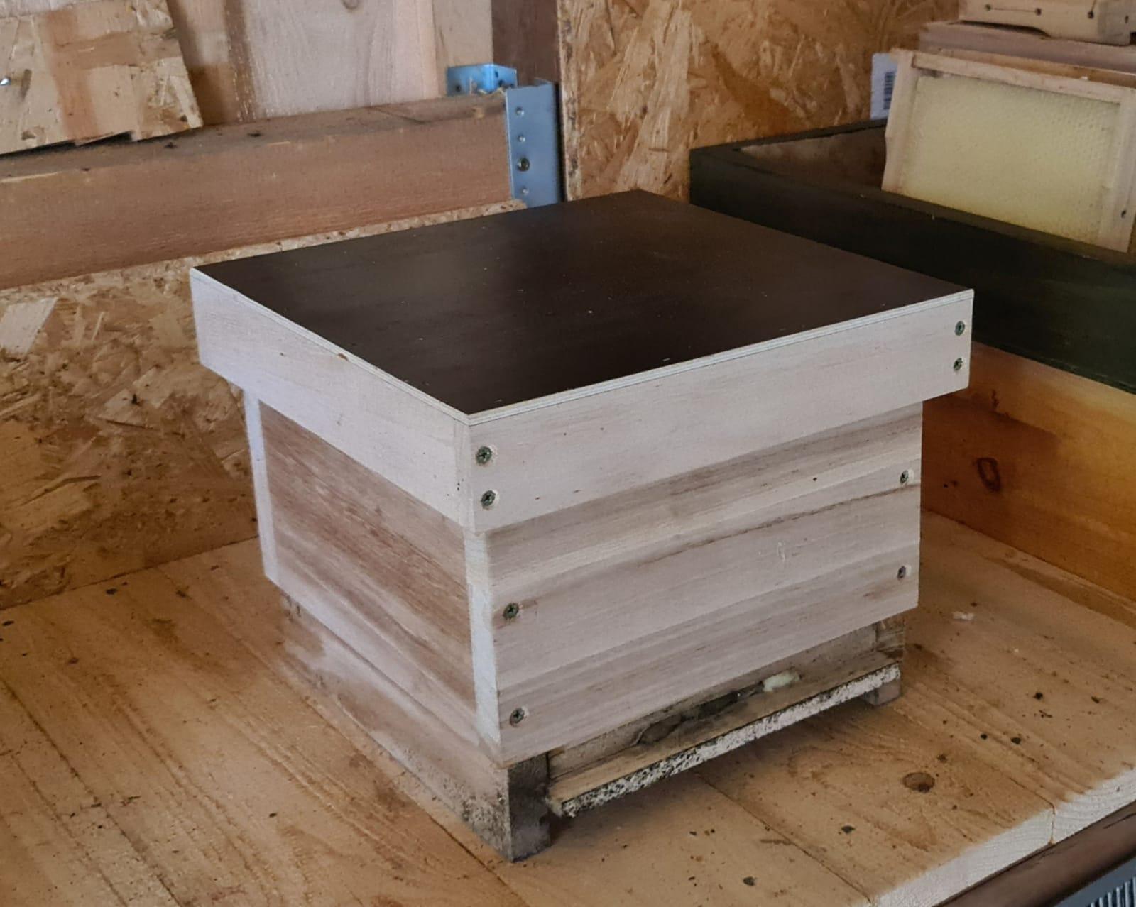 MiniPlus Holz Dunkle Biene Bayern e.V.